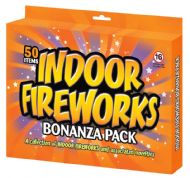 Indoor Firework BONANZA Selection Pack (2 Pack Offer)